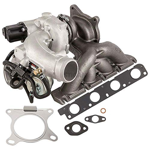 New Stigan K03 Turbo Kit With Turbocharger Gaskets For Audi & Volkswagen VW 2.0T BPY - BuyAutoParts 40-80313S0 New