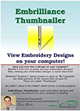 embroidery design software