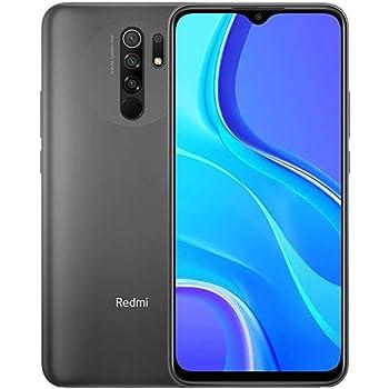 Xiaomi Redmi 9 Smartphone 4GB RAM 64GB ROM Teléfono Móvil,6.53 ...