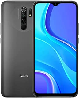 "Xiaomi Redmi 9 Smartphone 4Gb Ram 64Gb Rom Teléfono Móvil,6.53"" Pantalla Dot Drop Completa Helio G80 Procesador,Dual sim T..."