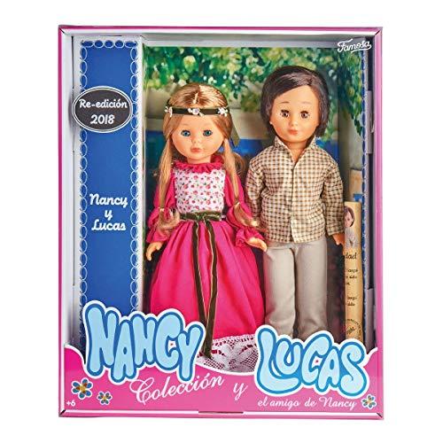 Famosa Nancy y Lucas. Reedición 2018