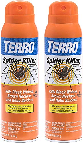 TERRO T2302 Spider Killer Spray