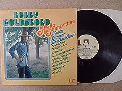 BOBBY GOLDSBORO - HELLO SUMMERTIME LP [16702]