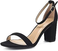 Best 3 strap sandal heels Reviews
