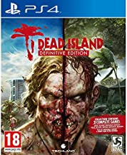 PS4 Dead Island Definitive Edition- Pal