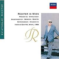 Richter in Wien by Sviatoslav Richter