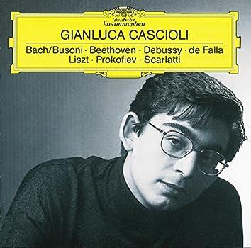 Bach/Busoni / Beethoven / Debussy / de Falla / Liszt / Prokofiev / Scarlatti