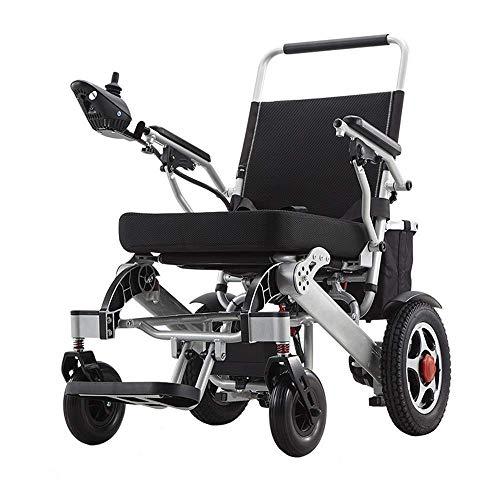 Inicio Equipos Silla de ruedas eléctrica portátil plegable Silla de ruedas eléctrica...