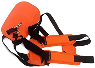 Swess Universal String Trimmer, Trimmer Shoulder Strap, Double Shoulder Mower Nylon Belt, Compatible with Brushcutter Harness Replaces Stihl 4119 710 9001 for Brush Cutter or Gardenning