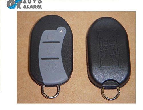 GTautoalarm - Carcasa para mando a distancia de alarma antirrobo para GT 889, 915,909 y910