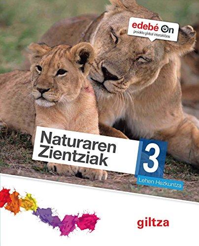 Naturaren Zientziak 3 - 9788483783092