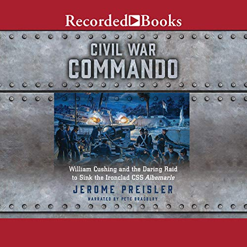 Civil War Commando cover art