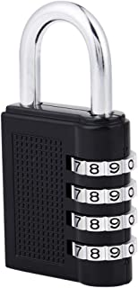 Best 4 dial combination lock Reviews