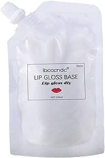 Generic 100ml Handmade Lip Gloss Base Nourishing Non-sticky Lotion Cream Making Gel - Matte, 100ml