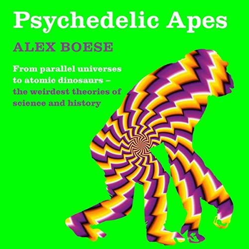 Couverture de Psychedelic Apes