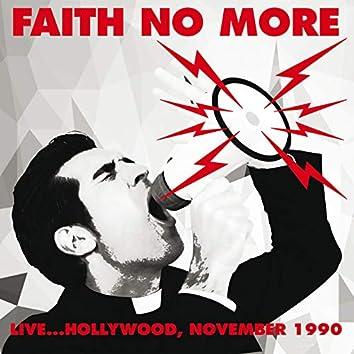 Live - Hollywood Palladium Ny 9Th Nov 1990 (Remastered)