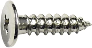 ダイドーハント(DAIDOHANT) 超低頭 タッピング ねじ デジタルパック [木材・薄鋼板用] 鉄・ニッケル めっき (呼び径d)3mm x (長さL)10mm (入数:12本) 10179184
