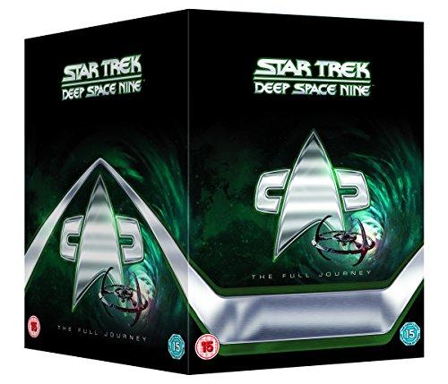 Star Trek Deep Space Nine: The Full Journey [DVD]