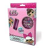 Senpol- LOL Surprise Set pulseras y accesorios 20x15cm, Multicolor 2426-8279) , color/modelo surtido