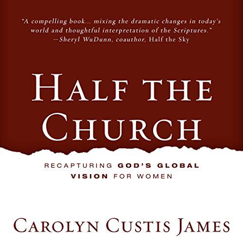 Half the Church audiobook cover art