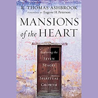 Mansions of the Heart: Exploring the Seven Stages of Spiritual Growth cover art