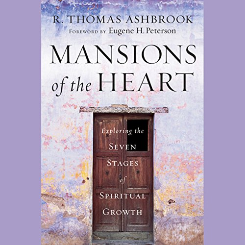 Mansions of the Heart: Exploring the Seven Stages of Spiritual Growth audiobook cover art