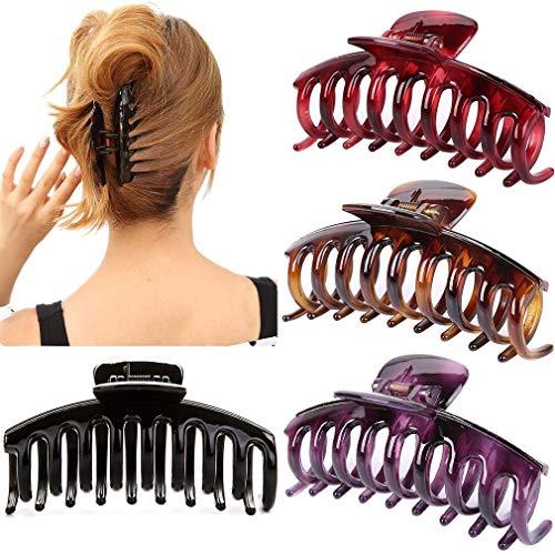 large banana hair clips - 3