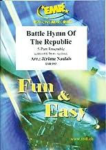 Battle Hymn Of The Republic: for flexible 5-part ensemble (rhythm group ad lib)