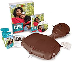 Laerdal 90-1004 Family and Friends CPR Anytime, Brown Skin