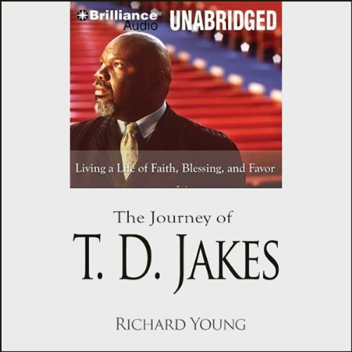 The Journey of T. D. Jakes cover art