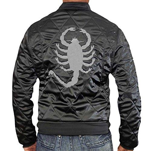 Herrenjacke, mit Skorpion-Motiv aus dem Film
