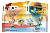 Disney Infinity - Toy Box Set: Phineas (Phineas, Agente P + 2 Power Disc)