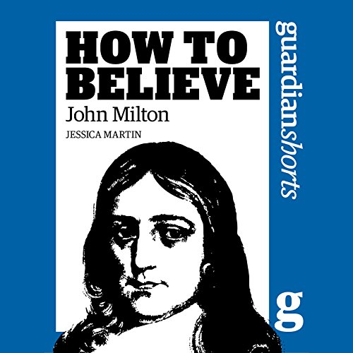 John Milton audiobook cover art