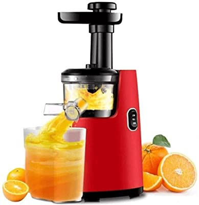 ZOUJIANGTAO Juicer Centrifugal Juicer Machine Juice Extractor Easy to Clean, Fruit Juicer with Pulse Function and Multi Speed control, Anti-drip