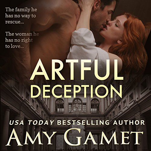 Artful Deception audiobook cover art