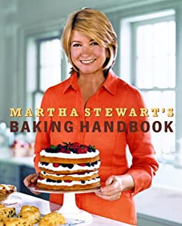 Martha Stewart's Baking Handbook by [Martha Stewart]