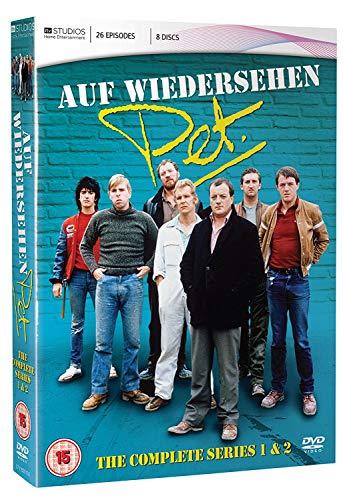 Auf-Wiedersehen Pet - Complete [8 DVDs] [UK Import]