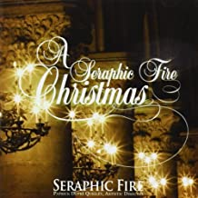 A Seraphic Fire Christmas by Seraphic Fire (2012-10-30)