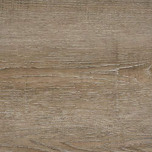 d-c-floor - Selbstklebende Bodenfliesen - Fliesenaufkleber für den Boden, Light Oak
