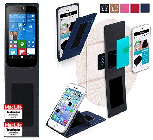 Hülle für Acer Liquid M330 Tasche Cover Hülle Bumper | Blau | Testsieger