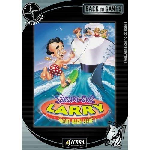 Leisure Suit Larry 7 Yacht nach Liebe