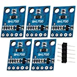 51SO4VQX1NL. SL160  - MPU6050, Diagrama de pines, circuito y conexión con Arduino