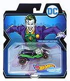 Hot Wheels Character Cars DC The Joker Hot Rod