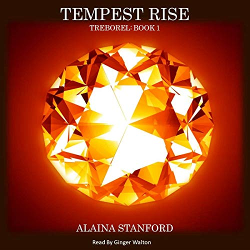 Tempest Rise audiobook cover art