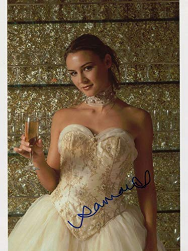 Samaire Armstrong Signed Autograph Mentalist Dirty Sexy Money 8x10 Photo COA PJ