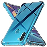 Ferilinso Hülle für Samsung Galaxy A11, M11 Hülle,