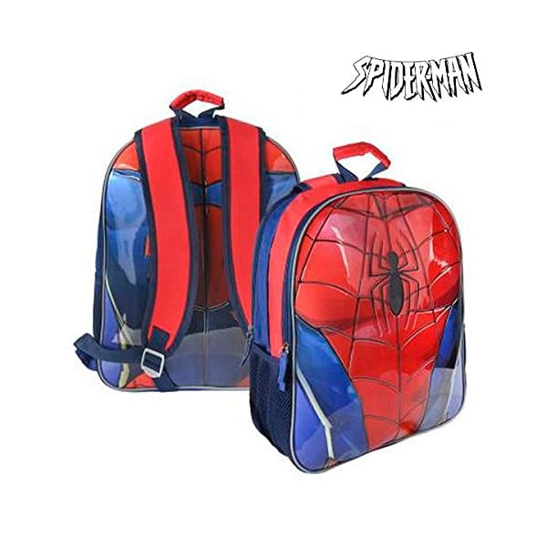 51SO6GdU0IL. SS600  - Spiderman CD-21-2154 2018 Mochila Infantil, 40 cm, Multicolor