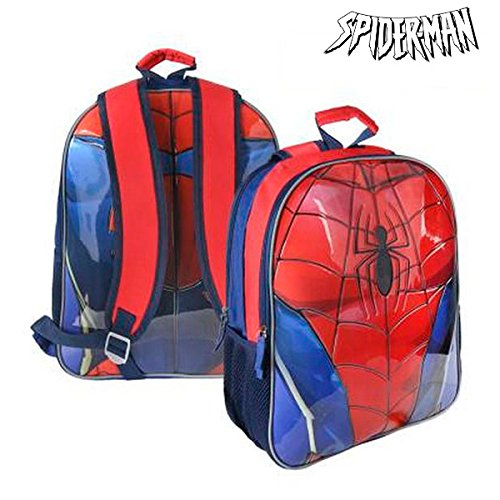 51SO6GdU0IL - Spiderman CD-21-2154 2018 Mochila Infantil, 40 cm, Multicolor
