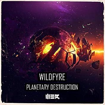 Planetary Destruction
