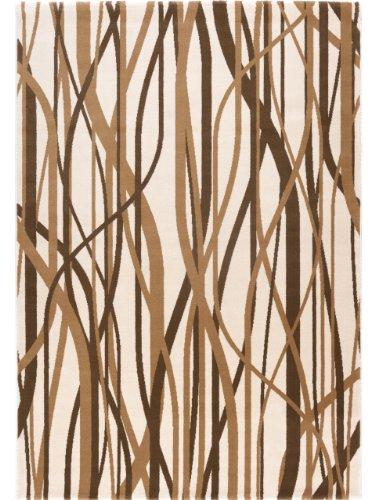 Lars Contzen Teppich Whispering Grass 995 beige 80 x 150 cm Design Teppich